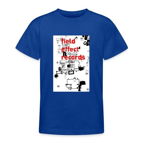 field effect records #2 - Nuorten t-paita