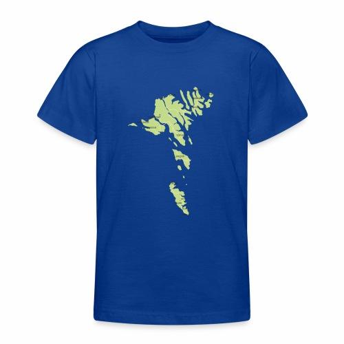 færøerne - Teenager-T-shirt