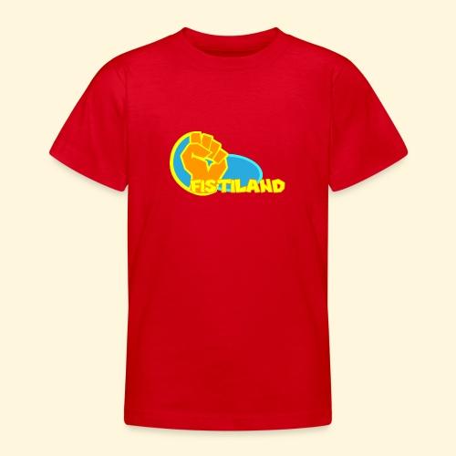 FISTILAND en couleur - T-shirt Ado
