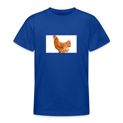 CHICKEN - T-skjorte for tenåringer