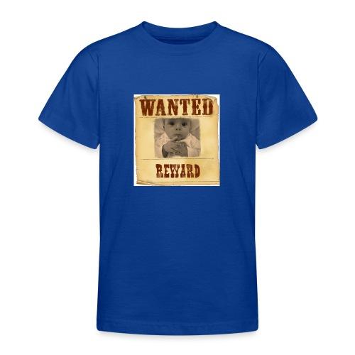 Wanted-Reward - Maglietta per ragazzi