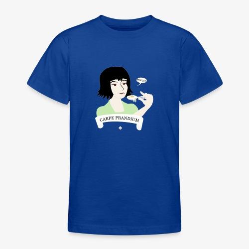 Carpe Prandium - Teenage T-Shirt