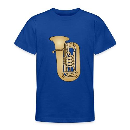 TUBA Blechblasinstrument - Teenager T-Shirt