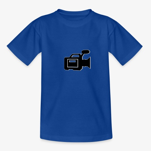 camera - Teenager-T-shirt