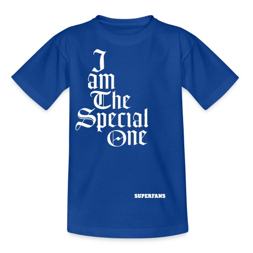 I Am the Special One - Teenage T-Shirt