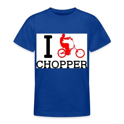 ichopper - T-shirt Ado