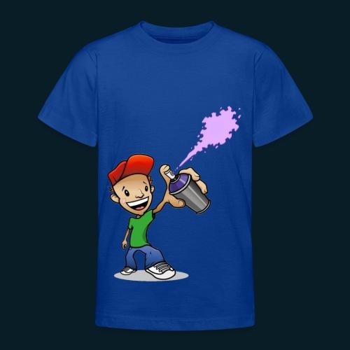 Sprayer - Teenager T-Shirt
