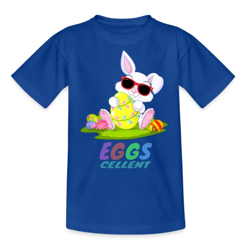 Cute Easter Hunt Gift - Teenage T-Shirt