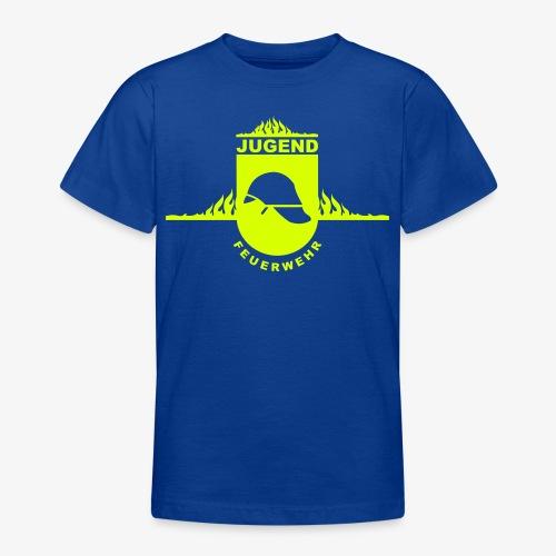 Jugend Feuerwehr - Teenager T-Shirt