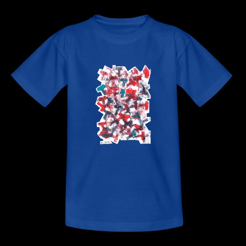 Color T BY TAiTO - Nuorten t-paita