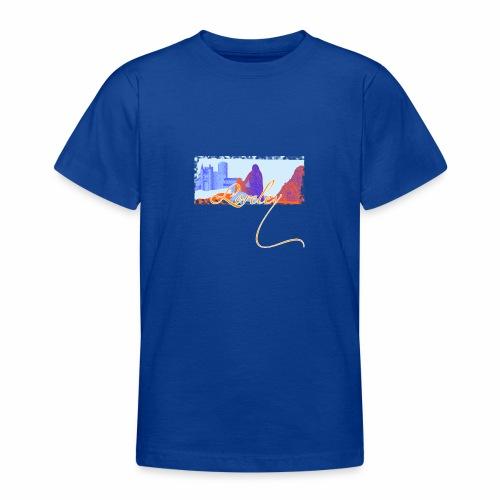 Burg Katz und die Loreley - Teenager T-Shirt