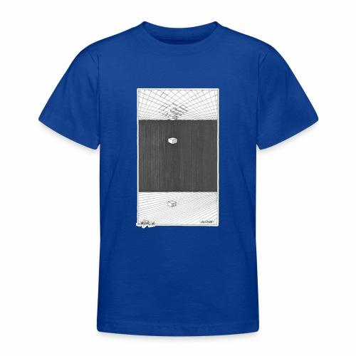 ALONE - Teenage T-Shirt