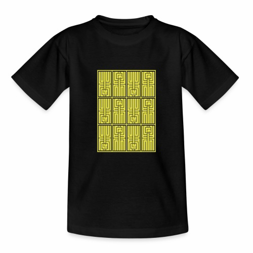 LUFC AZTEC - Teenage T-Shirt
