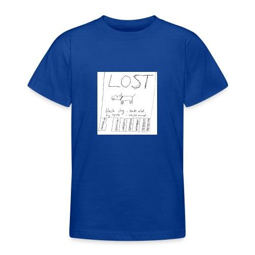 lost3 - Teenage T-Shirt