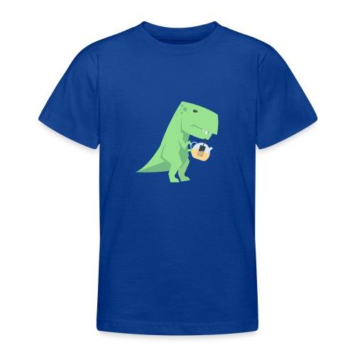 Tea-Saurus - Teenager T-Shirt