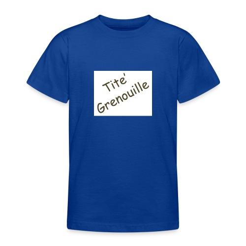 titgrenoui log - T-shirt Ado