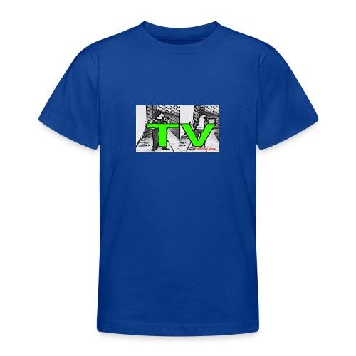Real Bros TV - Teenager T-Shirt