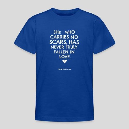 theLinne Heart - Teenage T-Shirt