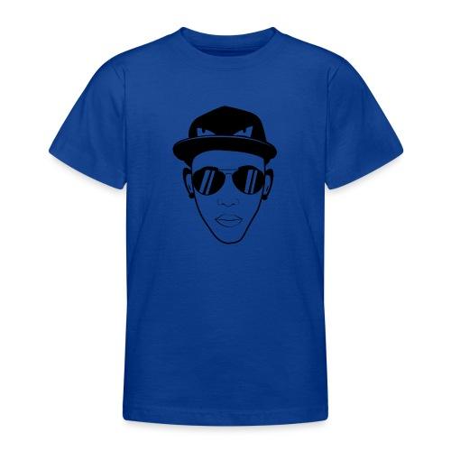 adhex cara - Camiseta adolescente