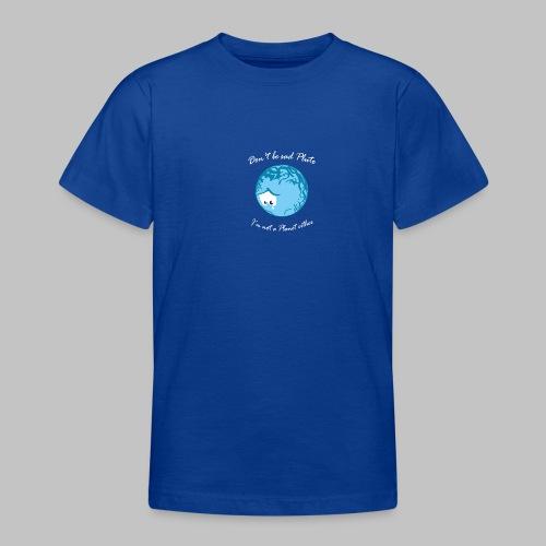 Sad Pluto - Teenage T-Shirt