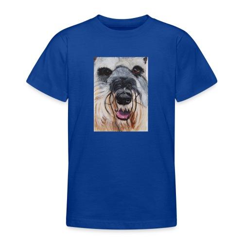 schnauzer - Teenager-T-shirt