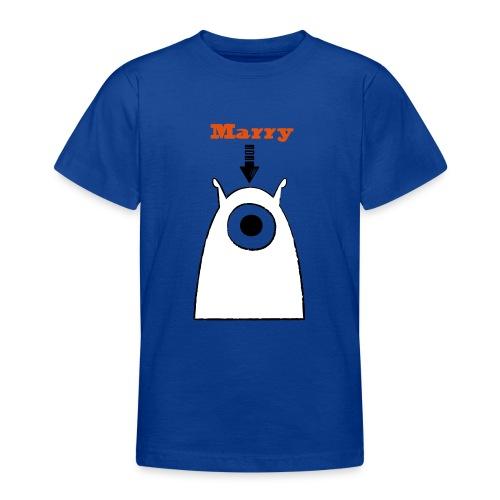 Marry von ZorZ - Teenager T-Shirt