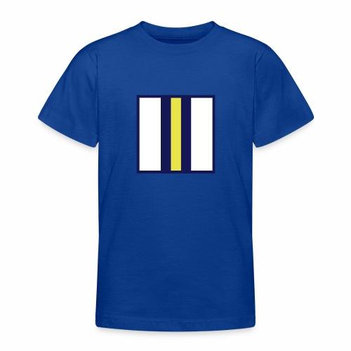 SCARF BOY - Teenage T-Shirt