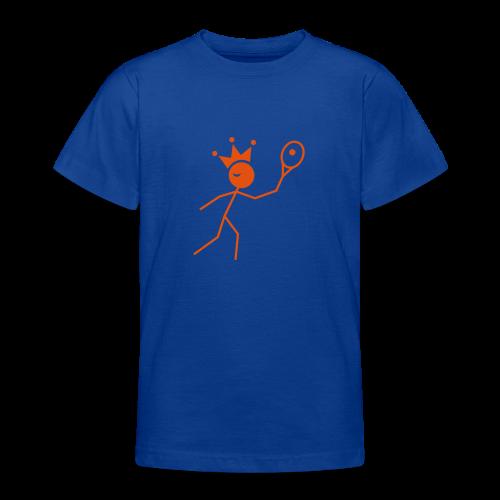 Tenniskoning - Teenager T-shirt