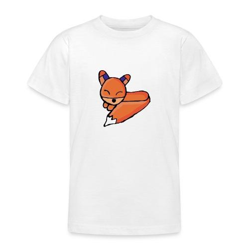 Edo le renard - T-shirt Ado