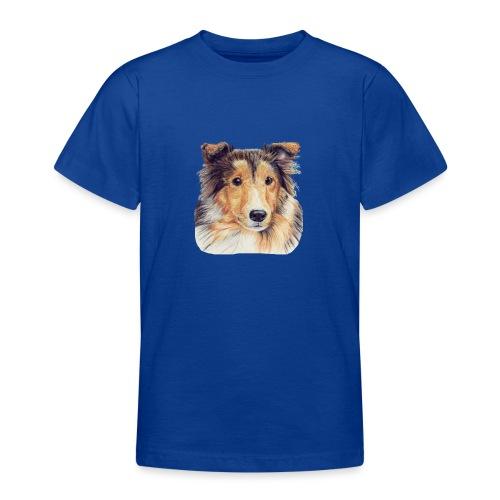 shetland Sheepdog 2 - Teenager-T-shirt