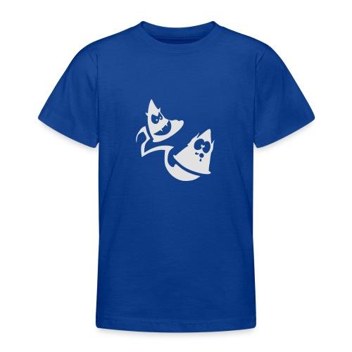 Conos diabolicos con estela - Camiseta adolescente