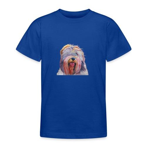 schapendoes - Teenager-T-shirt