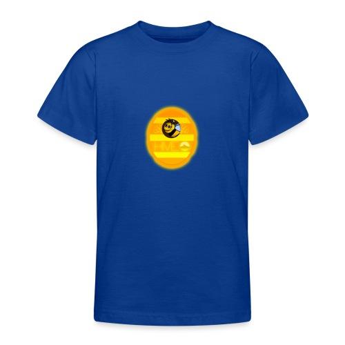 Herre T-Shirt - Med logo - Teenager-T-shirt