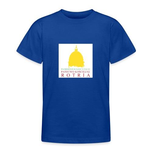 Koszulka z logo PKR - Koszulka młodzieżowa