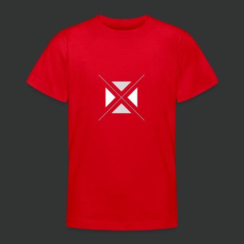 triangles-png - Teenage T-Shirt