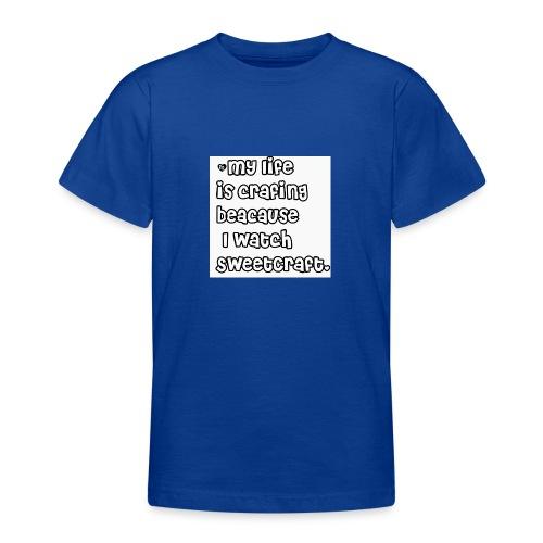 MAGLIETTA CON CITAZIONE - Maglietta per ragazzi