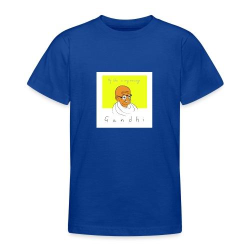 Gandhi - Teenager T-Shirt