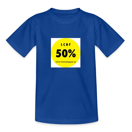 knapp 50 3 - T-shirt tonåring