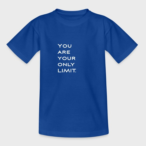 Limit - Teenager T-Shirt
