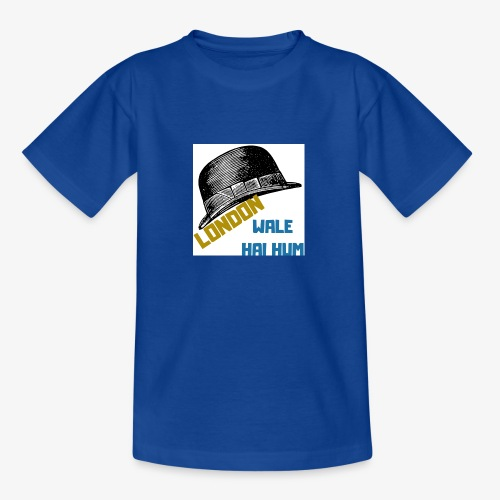 LONDON WALE - T-shirt tonåring