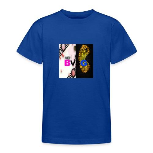 B VS G logo 2 - Teenager T-shirt
