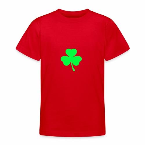 suerte - Camiseta adolescente