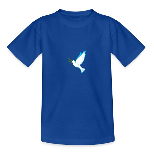 Dove of Peace - Teenage T-Shirt
