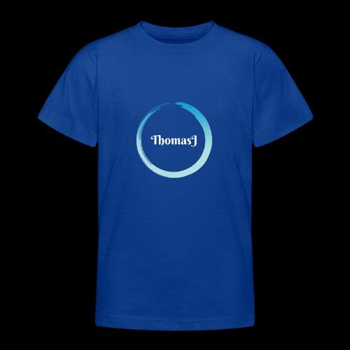 ThomasJ 2018 Deluxe Edition - Maglietta per ragazzi