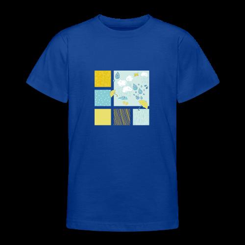 Sommerregen Liebe - Teenager T-Shirt