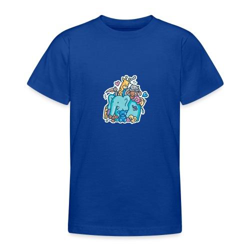 ANIMAL LOVER - Camiseta adolescente