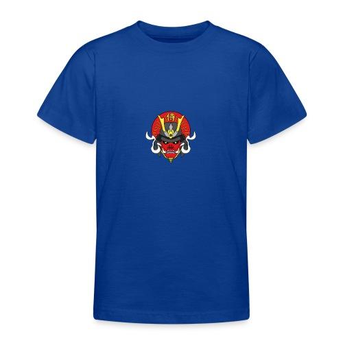 Samouraï Casque Démon - T-shirt Ado
