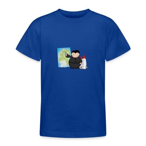 Happy Dictator. - Camiseta adolescente