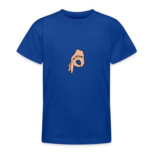 The Circle Game Gotcha - Teenage T-Shirt