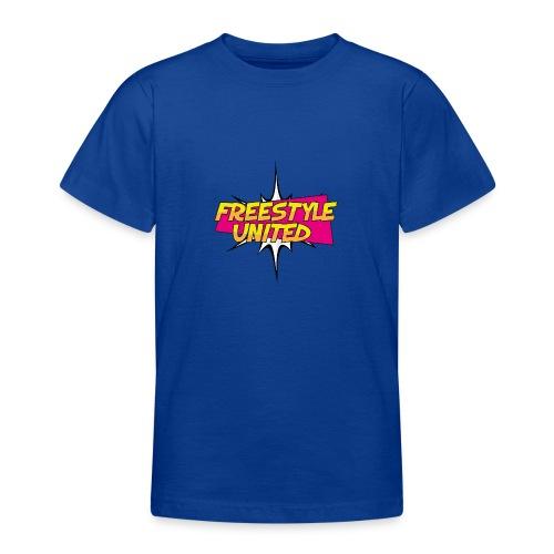 Logo Freestyle United - Teenager T-shirt